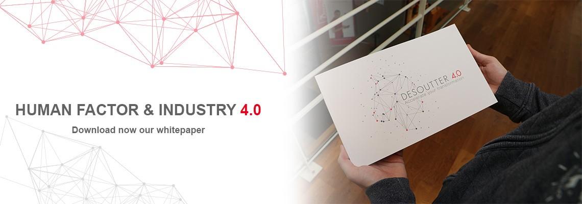 ¿Cómo lidiar con el factor humano y la Industria 4.0?