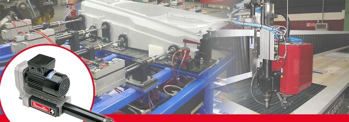 Herramientas Desoutter ha diseñado lso taladros de avance automático (AFD) y machueladores, los cuales son fáciles para integrarse a una máquino o proceso. Alto rendimiento y un diseño modular. ¡Pida una cotización!