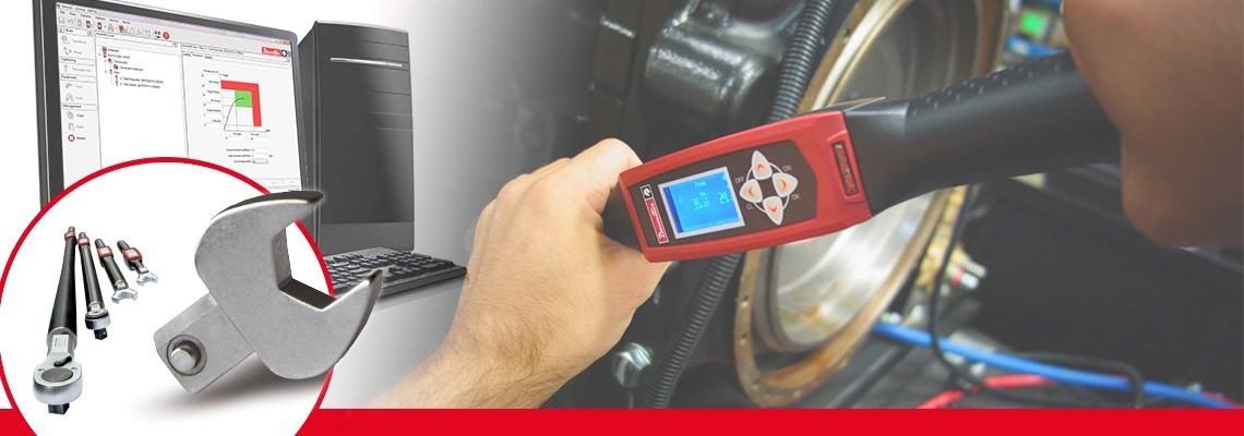 Descubra la completa gama de  accesorios para los sistemas de medición de torque de herramientas industriales Desoutter para aeronáutica y automotríz. Diseñados para calidad y productividad.
