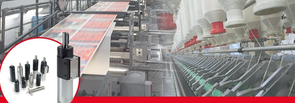 Herramientas industriales Desoutter ha creado una gama completa de motores neumáticos no reversibles con eje roscado.