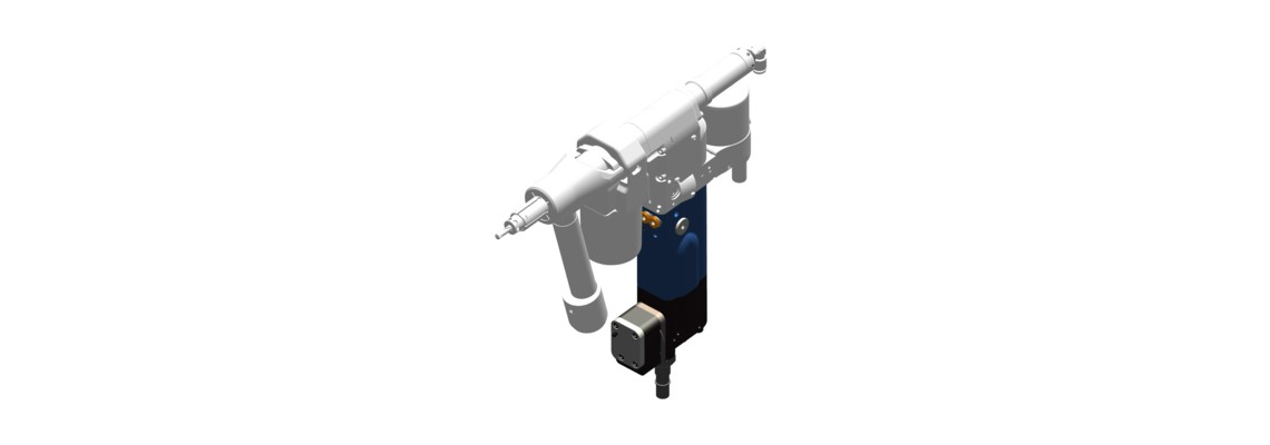 Best-in-class turbine motor for  all aerospace semi-automated drilling applications<br/>
