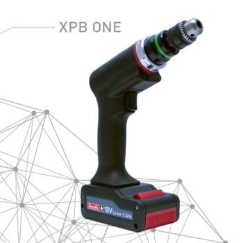 XPB: el taladro de batería que deseas