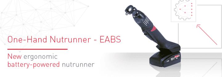 Nueva herramienta de bateria: la EABS