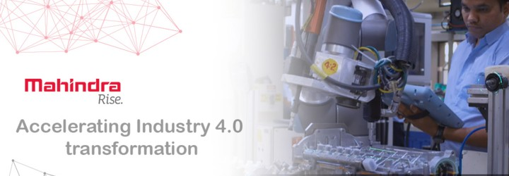 ¿Cómo convertirse a la Industry4.0? El ejemplo de Mahindra con cobots